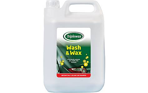image of CarPlan Triplewax Shampoo 5L