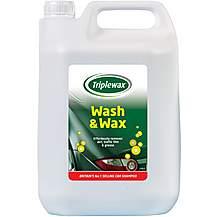 image of CarPlan Triplewax Shampoo 5L
