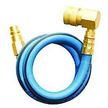 image of EZ Chill Air Conditioning Extension Hose - 24 inch