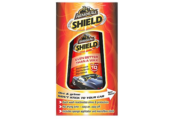 Armor All Shield Wax - 500ml