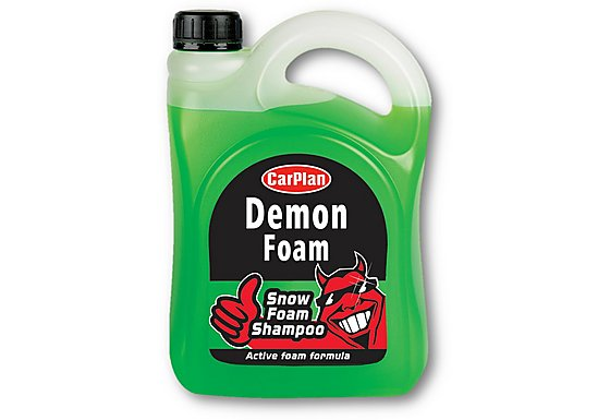 Demon Wash Snow Foam Shampoo 2L