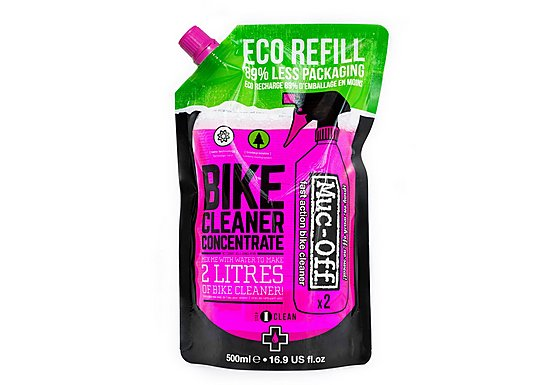 Muc-Off Nano Gel Bike Cleaner Concentrate - 500ml
