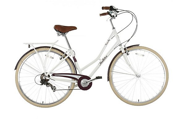 Pendleton Somerby Limited Edition Hybrid Bike White - 19