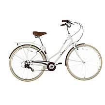 image of Pendleton Somerby Limited Edition Hybrid Bike White - 19""