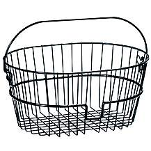 image of Rixen Kaul Wire Front Shopping Basket - 16 Litres