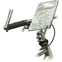 image of Rixen-Kaul KLICKfix Map Holder