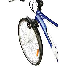 "image of Zefal Trail Hybrid/City Mudguard Set - Fits 28"" and 700c Wheels"