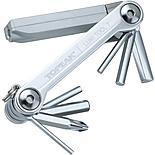 Topeak Lumi Multi Tool - Silver