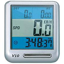 image of Topeak Panoram V10X Wireless 10 Function Cycle Computer