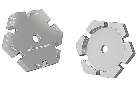 image of Birzman Spoke Wrench - Compatible with 5mm Hex Key