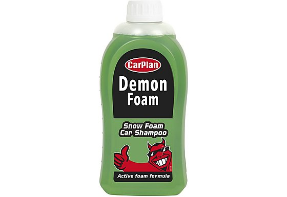Demon Wash Snow Foam Shampoo 1L