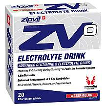 image of Zipvit Sport Zv0 Electrolyte Tablets 4.5g - Watermelon