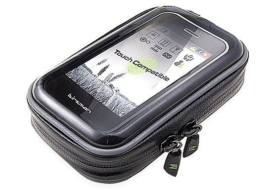 Birzman Zyklop Voyager I Bar/Stem Bag for iPhone