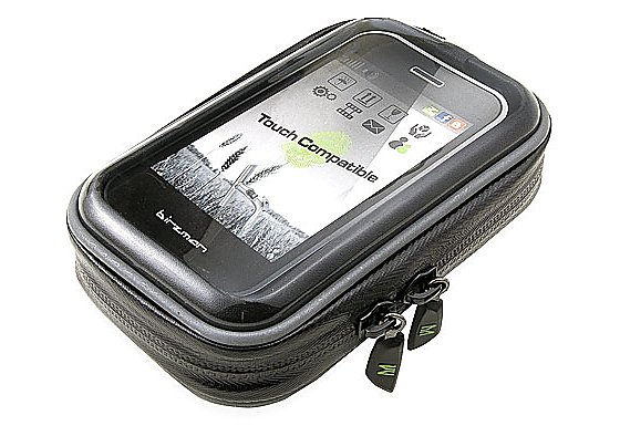 Birzman Zyklop -Voyager II Bar/Stem Bag for Smart Phone