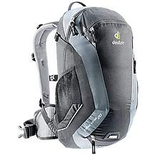 image of Deuter Bike One 20 Rucksack - Black-Titan