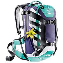 image of Deuter Attack 18L SL Rucksack - Blueberry and Mint