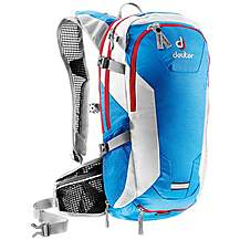 image of Deuter Compact EXP 12L Rucksack - Blue and White