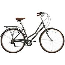 image of Pendleton Somerby Hybrid Bike - Slate Grey