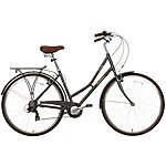 "image of Pendleton Somerby Hybrid Bike - Slate Grey - 17"", 19"" Frames"