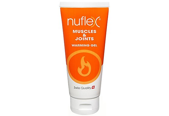 Nuflex Warming Gel - 100ml