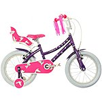 "image of Raleigh Songbird Kids Bike - 16"" Wheel"
