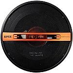 """image of Edge 6"""" EDST216C Component Car Speakers"""