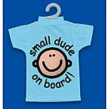 Small Dude on Board