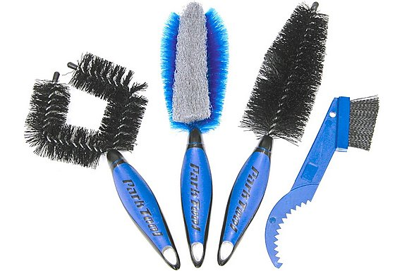 Park Tool BCB4 - Bike Cleaning Brush Set