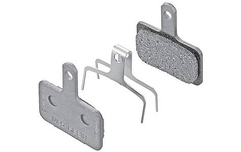 image of Shimano BR-M515 Cable-Actuated Disc Brake Pads