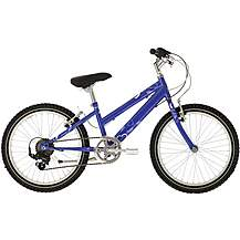 "image of Raleigh Krush Kids Bike - 20"" Lilac"