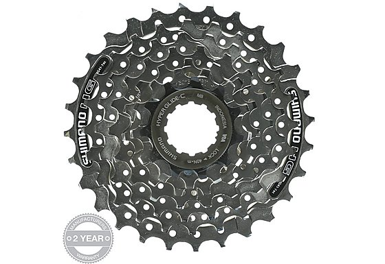 Shimano CS-HG41 7 Speed Cassette 11-28T