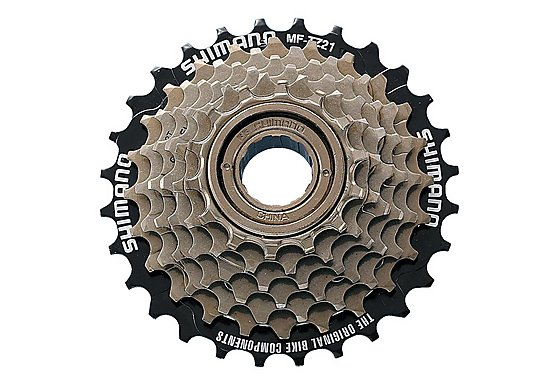 Shimano MF-TZ21 7 Speed Bike Freewheel 14-28 T