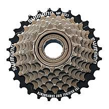 image of Shimano MF-TZ21 7 Speed Bike Freewheel 14-28 T