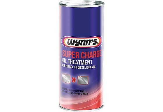 Wynn's Super Charge Oil Treatment 425ml