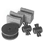 image of Park Tool RBS5 Replacement Brush Set For CM5