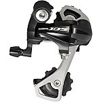 image of Shimano RD-5701 105 10-Speed Rear Derailleur SS - Max 30T - Black