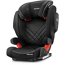 image of Recaro Monza Nova 2 High Back Booster Seat with SeatFix