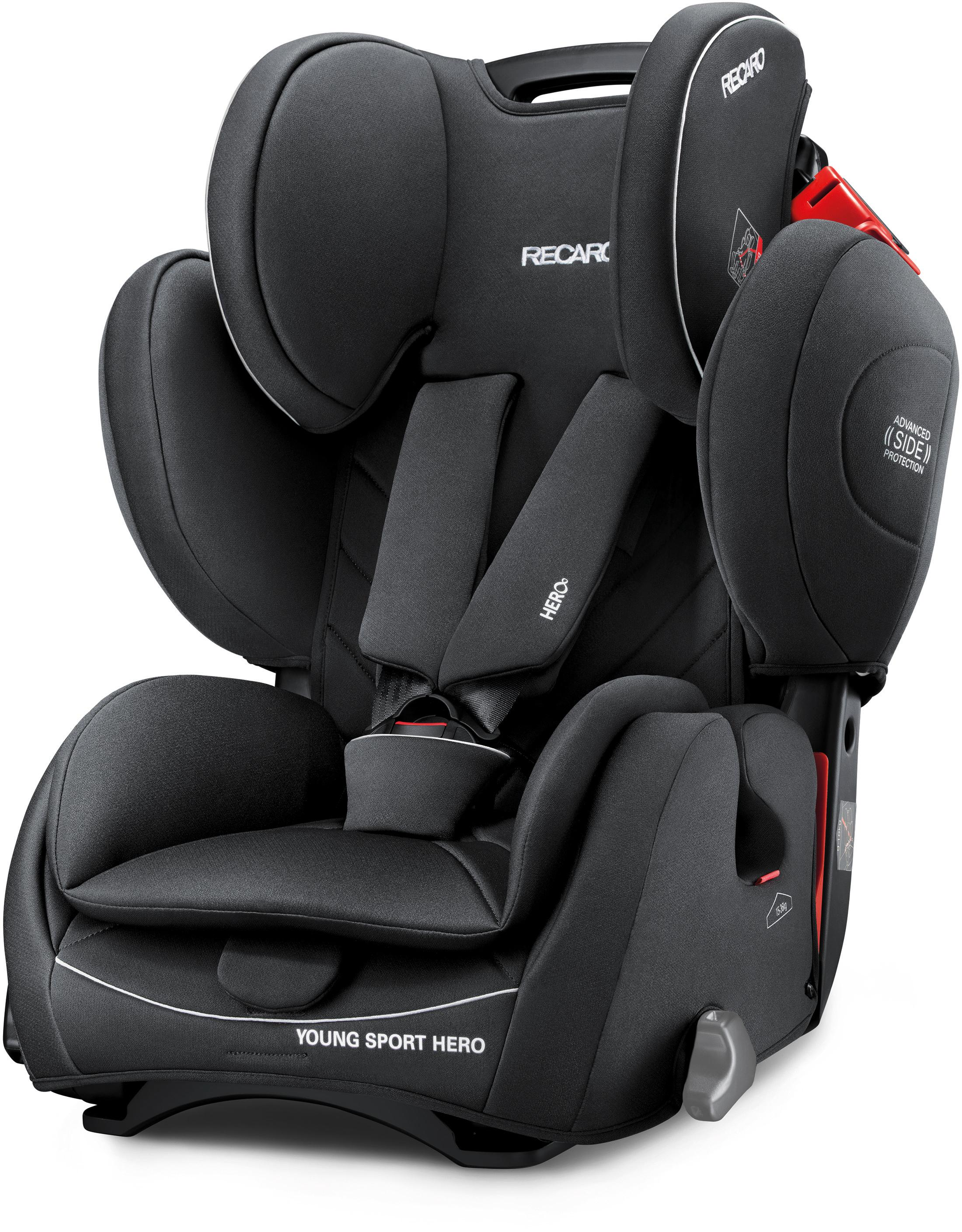 Beau Recaro Young Sport Hero Child Car Seat