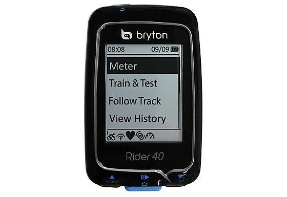 Bryton Rider 40 E Cycle Computer