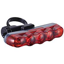 image of Cateye TL-LD610 Rear Bike Light - Black