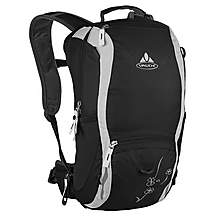 image of Vaude Roomy 12+3 Backpack - Black