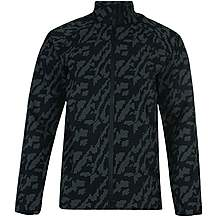 image of Dare2b Mens Reflective Illume Jacket- Black