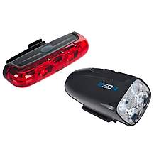 image of RSP RX480 Front and Evolve Rear Bike Light Set