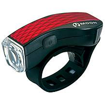 image of Moon M-3R Rear Bicycle Light - Red