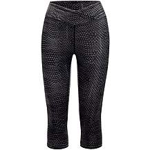 image of Dare2b Womens Articulate 3/4 Capri - Black