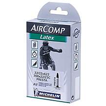 image of Michelin Air Comp Latex Presta Bike Inner Tube - 700c