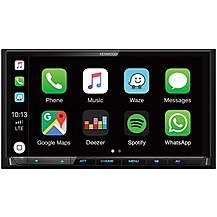 image of Kenwood DMX-7017DABS CarPlay & Android Auto car stereo