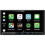 image of Kenwood DMX-7017DABX CarPlay & Android Auto car stereo