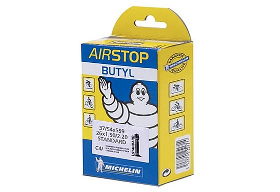 Michelin Butyl 40mm Presta Inner Tubes Bike Inner Tube - 700c x 18-23c