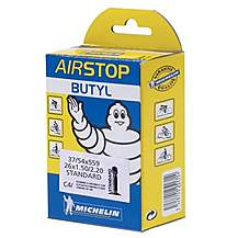 image of Michelin Butyl 40mm Presta Bike Inner Tube - 700c x 18-23c